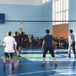 Ұмтылдағы волейбол турнирі