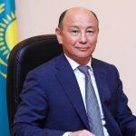 «Об эффективности цифровых проектов» интервью с председателем Комитета по правовой статистике и специальным учетам Генеральной прокуратуры Республики Казахстан Нурлыбай Сабитом