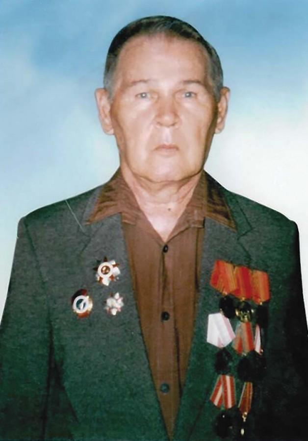 Дороги жизни бойца-связиста Павла Полового