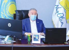 Елтай ауылдық округі әкімі лауазымына «Nur Otan» партиясы атынан кандидат ұсынылды