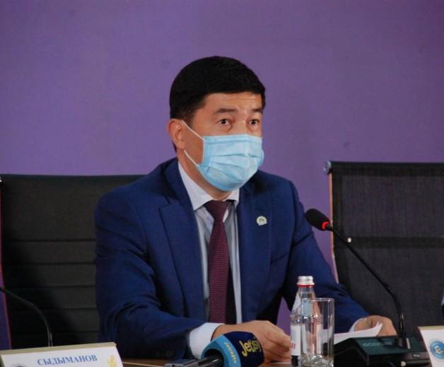 99,9% педагогов Алматинской области вакцинированы