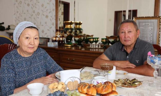 Университеты жизни Самата и Гули Туякбаевых