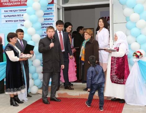 «Nazar Med» – жаңа медициналық орталық