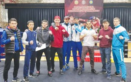 Победы карасайцев на чемпионате страны