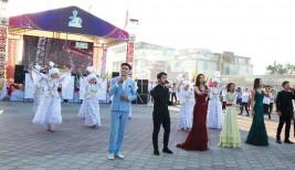 Мемлекетіміздің жаңа дәуірінің басын қарасайлықтар «Асқақтай бер, асқарлы Астана!» деп атап өтті