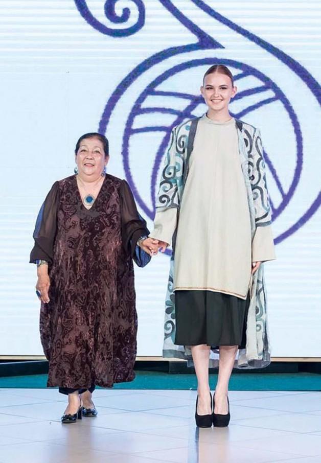 «Этно-fashion» фестиваліне  қатысты