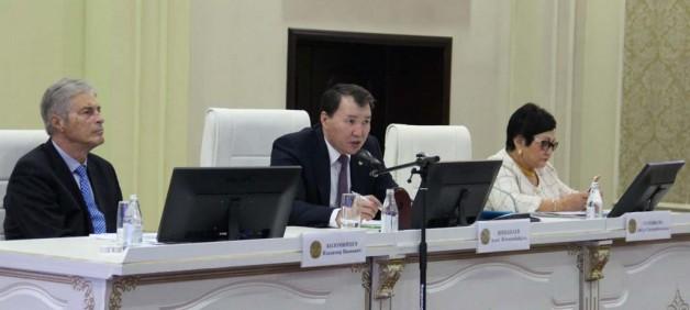 Мемлекет басшысының жаңа Жолдауын жүзеге асыру аясындағы Агенттіктің негізгі міндеттері атап өтілді
