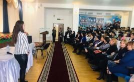 Алтын ауыл мектебіндегі семинар