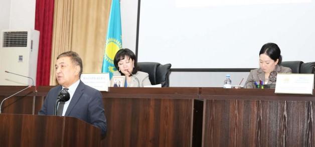«Nur Otan» партиясы филиалының кезектен тыс конференциясы