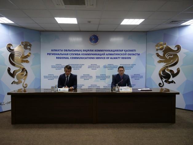 Алматы облысының 95 пайызы ауыз су жүйесіне қосылды
