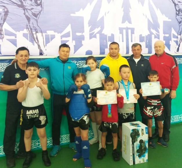Старты карасайцев на чемпионатах Казахстана