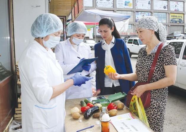 Выбирая безопасные продукты