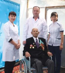 Инвалидная коляска для ветерана