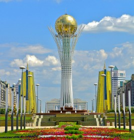 Аудан әкімі Жандарбек Далабаевтың құттықтауы