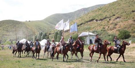 «Nomad» этноорталығындағы ерекше  фестиваль