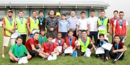 Кіші футболдан турнир
