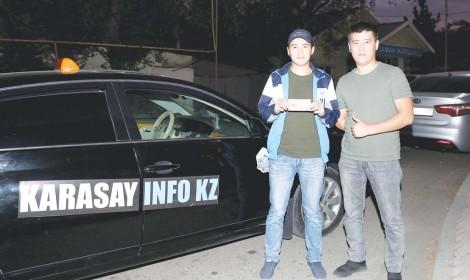 «Тегін такси» жобасының байқау жеңімпазы атанды