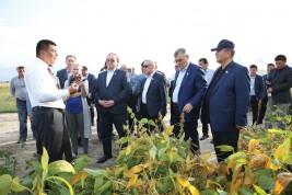 По вопросам развития аграрного сектора