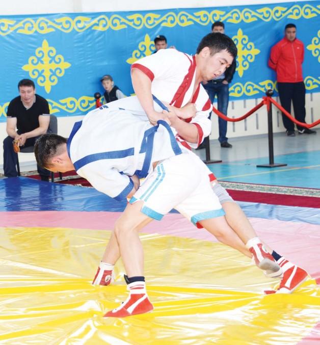 Яркие победы карасайских спортсменов