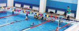 Спорткомплекс «Úsһqońyr» для детей и взрослых