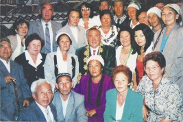 Кенес Байбосынов: «Наш Елбасы –  человек особой миссии»