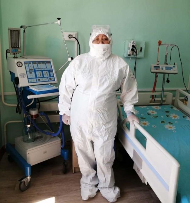 Сауле Баракбаева: «Профессию врача я выбрала осознанно»