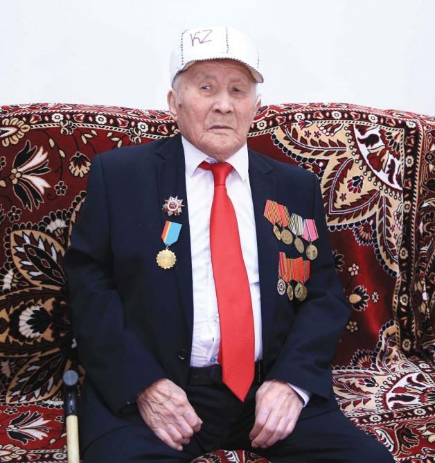 Майдангер ата – Шәріпбай Ұранбеков