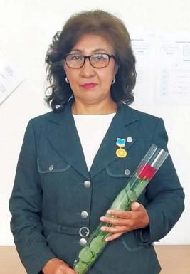 Профессионал-связист Бибинур Сайдулаева