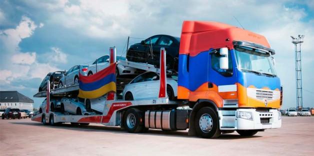 По вопросам ввоза транспортных средств из Армении