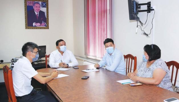 Аким города призвал медколледжи  оказать содействие кадрами