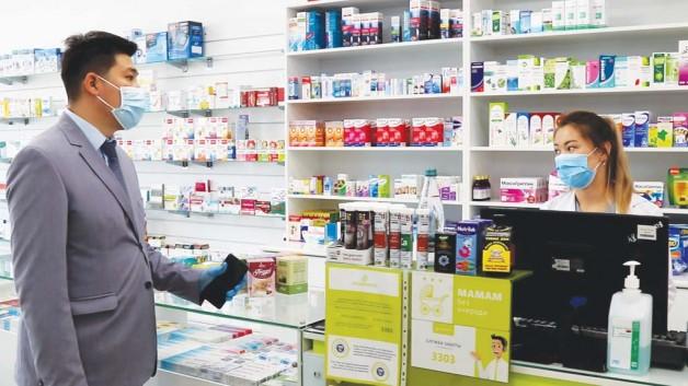 Мониторинг ситуации в аптеках