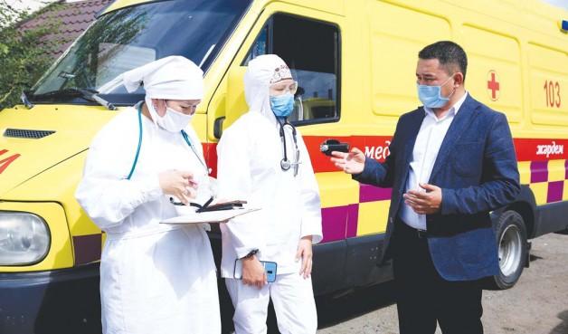 Нелёгкие будни службы скорой помощи