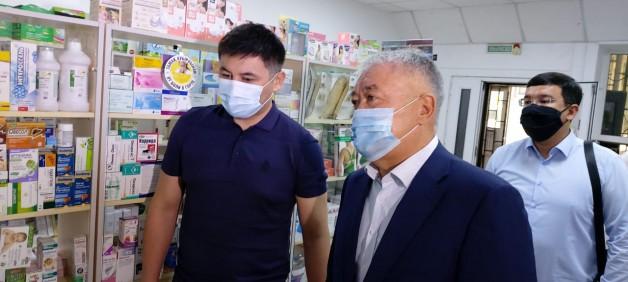 Мониторинг цен на лекарственные средства в аптеках южного региона алматинской области