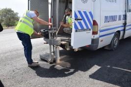 Антикоррупционной службой по Алматинской области  проведен мониторинг автодороги областного значения