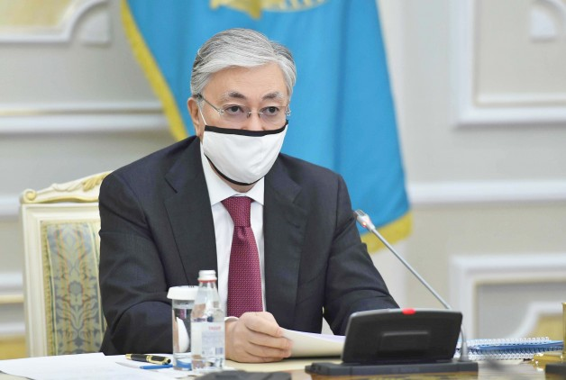 Мемлекет басшысы Қасым-Жомарт Тоқаевтың коронавирус індетінің екінші кезеңіне дайындық мәселелері бойынша кеңесте сөйлеген сөзі