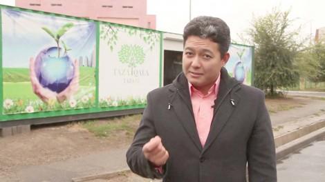 «TAZAQALA  BETAPLAST»: в  борьбе  за  чистоту  экологии