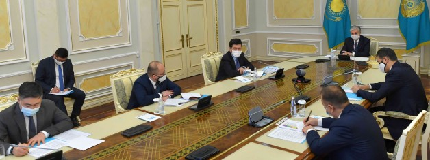 Мемлекет басшысы коронавирус індетінің таралуына қарсы іс-қимыл шаралары жөнінде кеңес өткізді