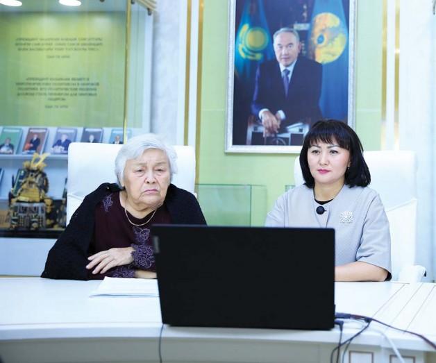 Живой диалог между Шамалганом и Темиртау