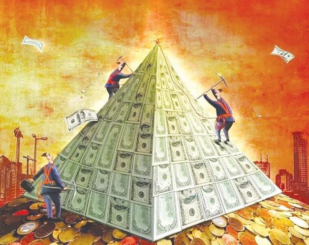 Талайларды сан соқтырған пирамида…